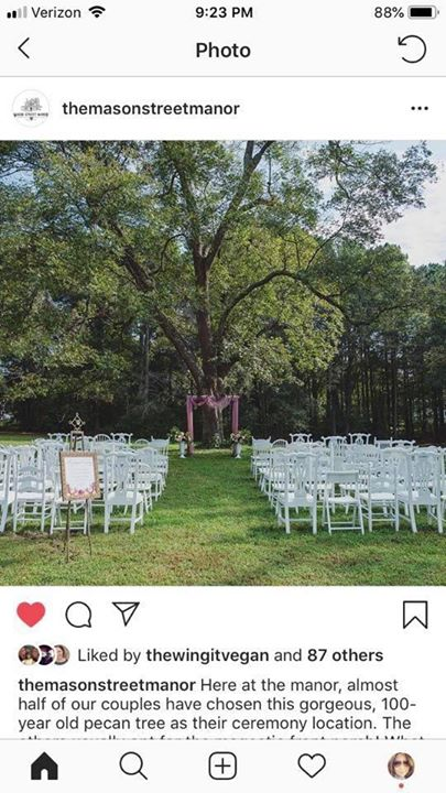 Private Wedding for Michelle & Michael