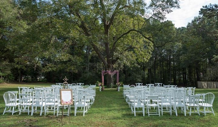 Private Wedding – Venue Booked